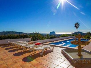 Villa con piscina privada, accesible! Ref.230299