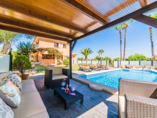 4 bedroom Villa in Muro, Balearic Islands, Spain : ref 5503139