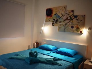 Luxury Apartment Blue in the heart of Ayia Napa