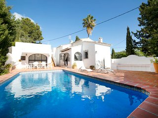 3 bedroom Villa in Calpe, Valencia, Spain : ref 5083710