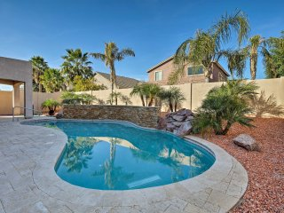 Spacious Surprise Home w/ Private Pool!