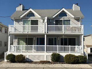 Ocean City NJ beach house 1.5 blocks to the beach. Rare side by side home in OC