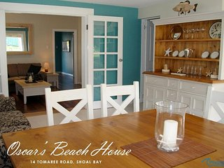 Oscars Pet Friendly Beach House, 14 Tomaree Road