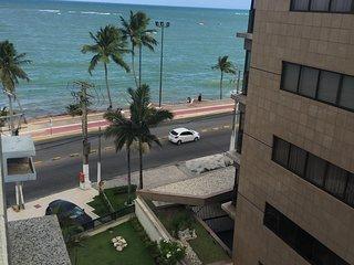 Apartamento a Beira-Mar em Jatiuca