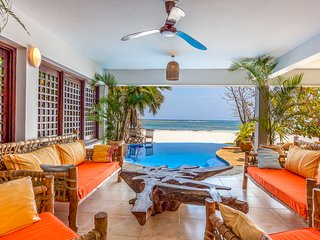 Tequila Sunrise Poolside Cabana - Diani Beach