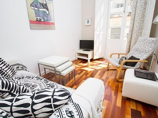 Nice Studio close to Teatro Cervantes
