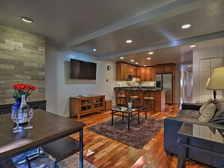 NEW! 2BR Condo w/ Fireplace in Downtown Aspen!