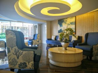 SHELL RESIDENCE  Apartment  1 Bedroom Fully Furnished Near Airport Pasay City !