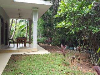 Personalized Yoga Retreat in Lagoon Villa Beruwala Sri Lanka