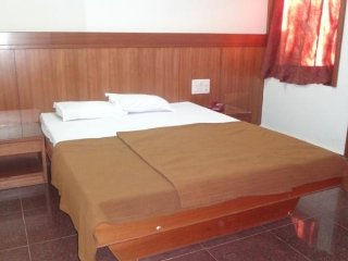 Private room for budget travellers