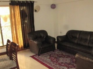 a well furnished 3 bedroom apartment