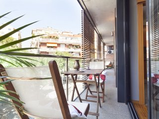 Barcelona Apartment Sarria Pedralbes for 6