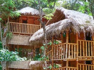 Serene cottage stay on the banks of River Kalindi