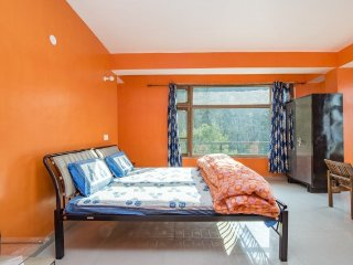 Hillside 1-BR with a scenic view