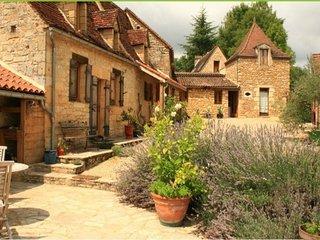 Gites de St Christophe - Gite Lavande