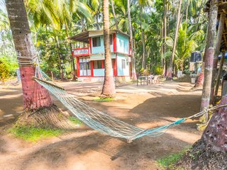 Pleasant stay for four, ideal for backpackers