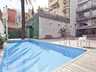 Corporate Apartment with Pool near the City Center