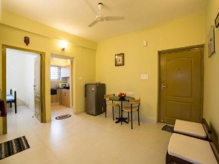 1 BHK apartment for 3