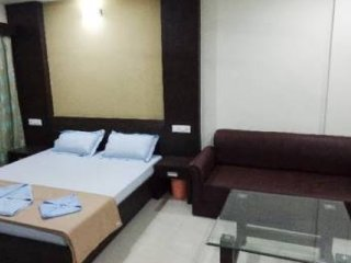 Nice rooms with great space in puri