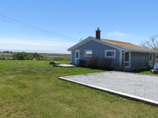 A Birds I View Cottage located on Cape Sable Island, NS near Daniels Head Beach