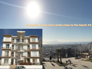 Fantastic & cozy #3: condo close to the beach