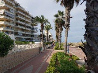 Apartamento Mediterraneo Primera linea de playa