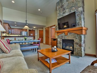 Ski-In/Ski-Out Solitude Resort Condo w/ Mtn Views!