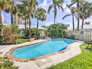 NEW! Lovely Fort Lauderdale 2 BR w/Patio & Pool!
