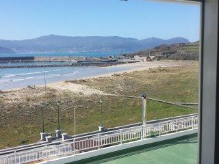 Apartamento a pie de playa en La Concha