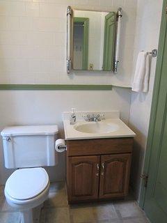Upstairs Bathroom Sink
