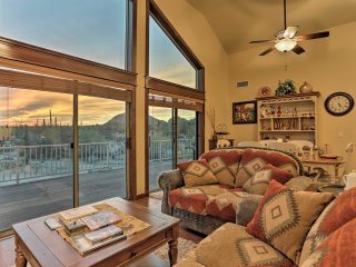 NEW! Modern 2BR Sonoran Desert Condo w/ Full Barn!