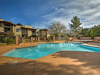 Sedona Condo w/ Pool & 2 Spas - Near Golf & Shops!