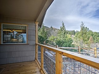 NEW! 4BR Colorado Springs Home w/Mtn Views & Patio