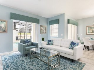 8957SID. Modern 4 Bed 3 Bath Townhome in ChampionsGate Golf Resort