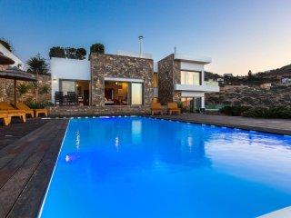 Black Seaview Villa, Elounda Crete