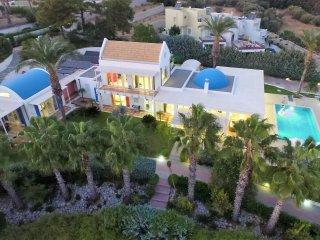 Grande Dame Villa of Rhodes