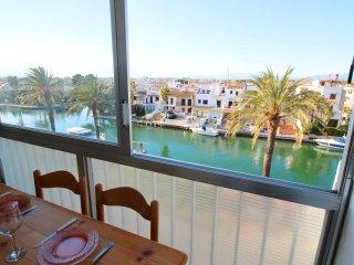 0154-PATTAYA Apartamento con vista al canal