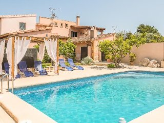 4 bedroom Villa in Pula, Balearic Islands, Spain : ref 5690732