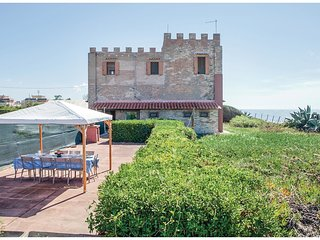 7 bedroom Villa in Villaggio Azzurro, Latium, Italy : ref 5574166