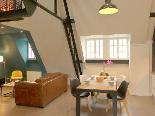 2 bedroom Apartment in St-Malo, Brittany, France : ref 5038270