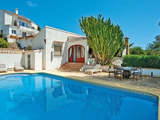 2 bedroom Villa in Benitachell, Valencia, Spain : ref 5514729