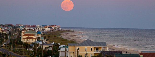 St. George Island Moon