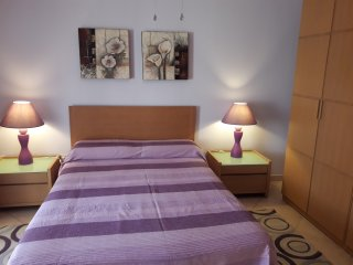 Sliema Penthouse 5 with 2 Bedrooms Private Terrace Sleep 5/7 persons
