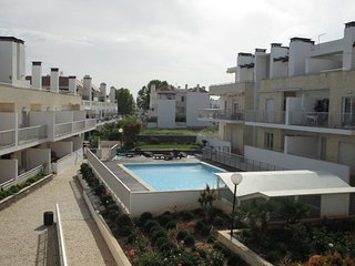 Two bedroom apartment located in Santa Luzia in private condominium with pools a