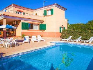 4 bedroom Villa in Cala'N Blanes, Balearic Islands, Spain : ref 5573666