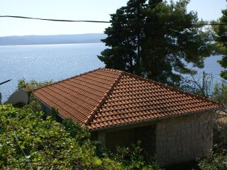 Two bedroom house Pisak, Omis (K-4280)