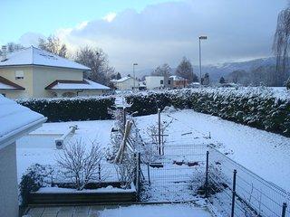 Nice apartmrent near Geneva