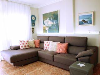 Agradable apartamento marinero en la playa de Salinetas