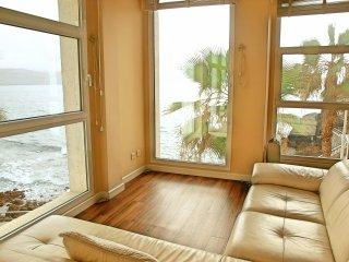 Precioso piso junto al mar completamente equipado