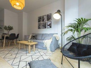 Bonito apartamento con estilo junto a la playa!